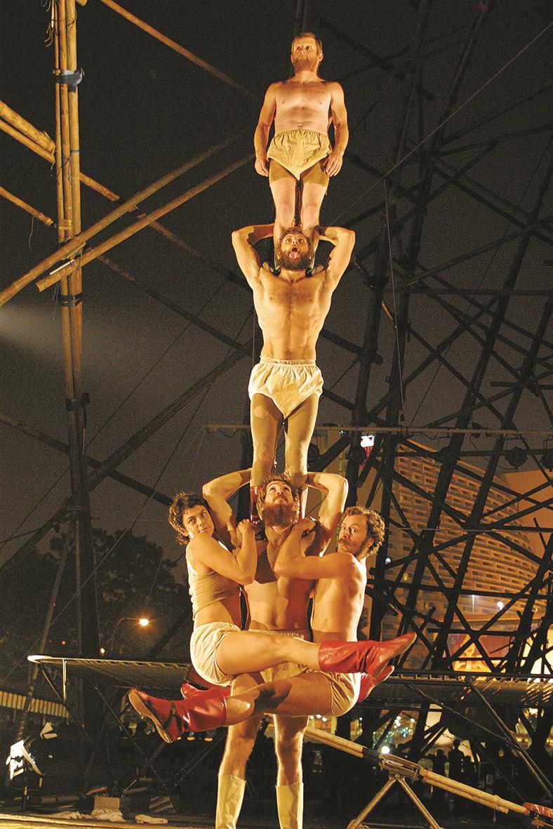 Acrobat (Australia, 2003)