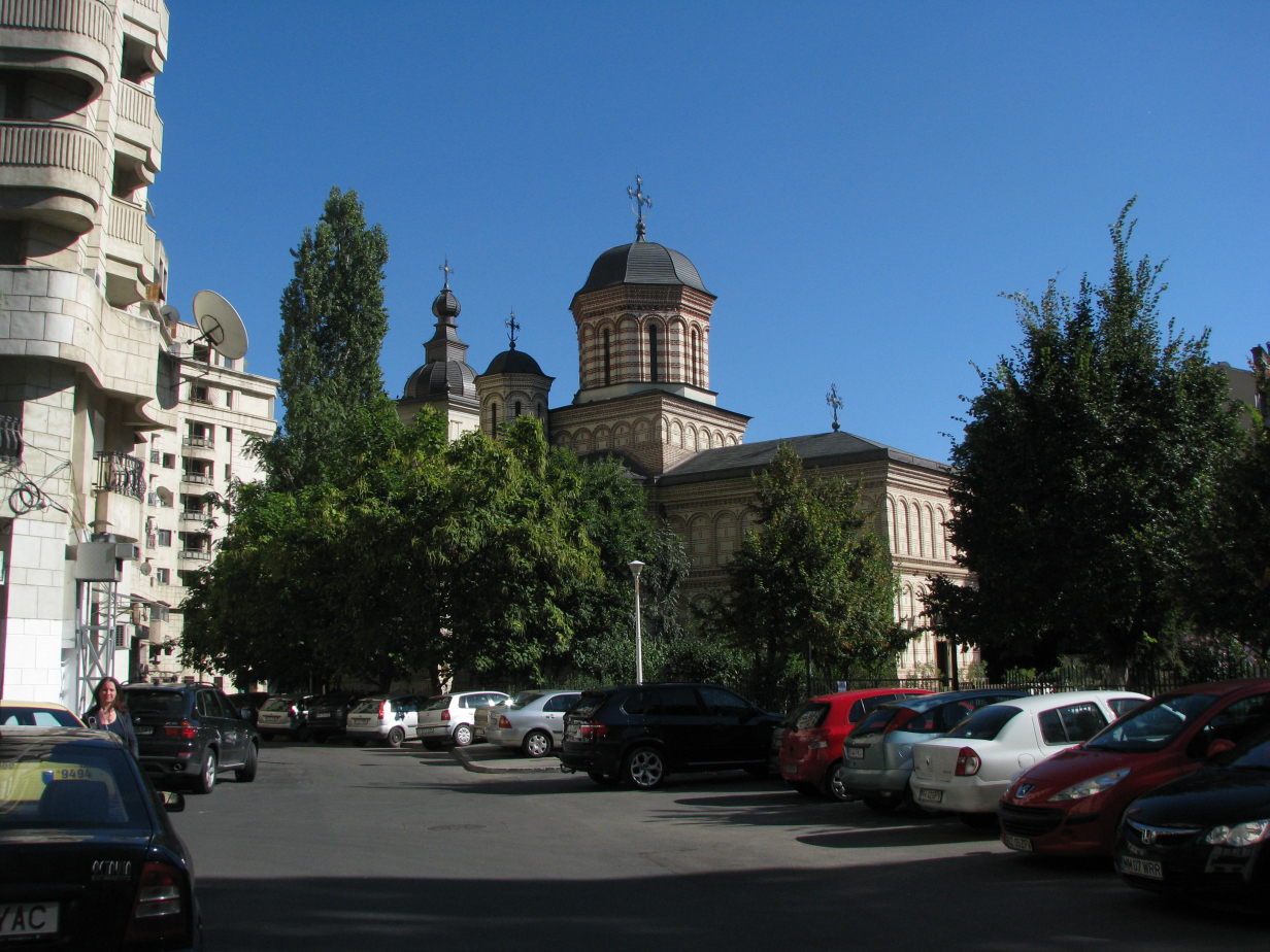 Mihai Vodă Church in Bucharest