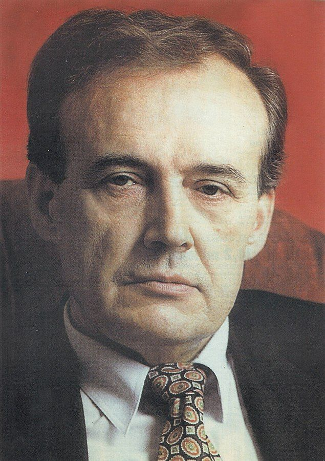 Stipe Šuvar(1936-2004), the main promoter of educational reforms in the spirit of self-management socialism, who abolished gymnasia in 1977.