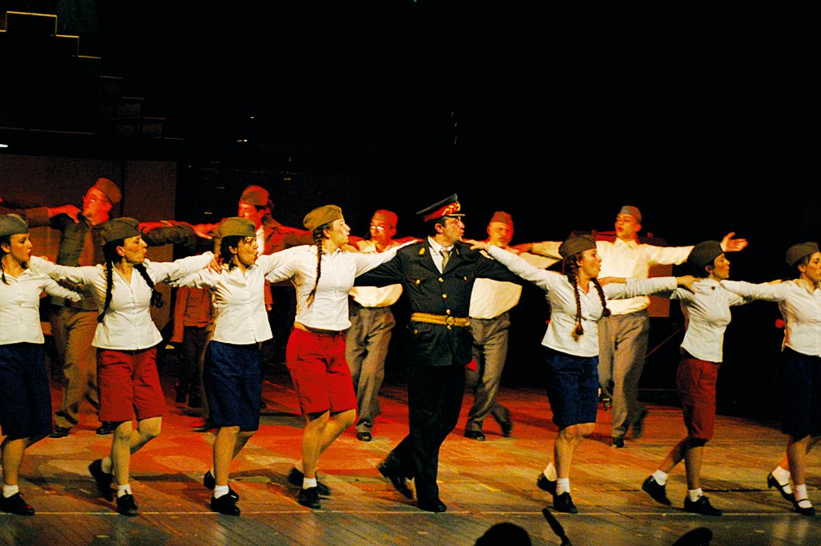 Tito project (Germany, Croatia, Russia, Egypt, 2007)