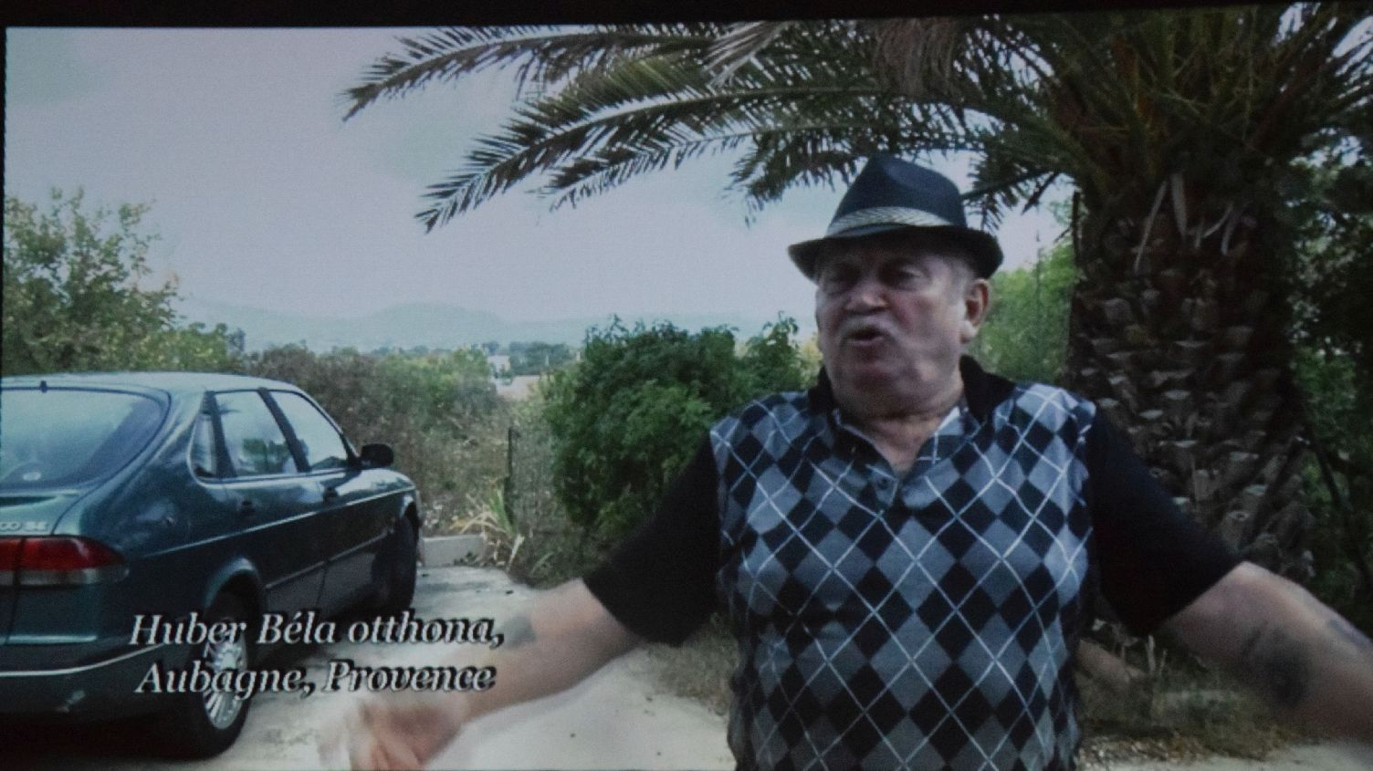 A sceen from doc.film 'Patria nostra' directed by Béla Nóvé, Dunatáj Foundation, 2016.