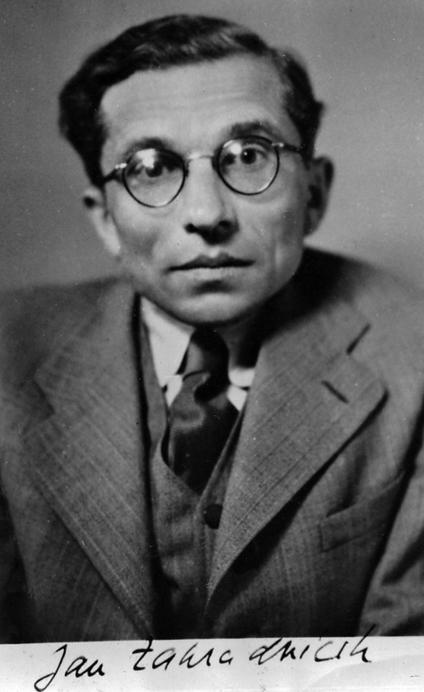 Jan Zahradníček, 1940s