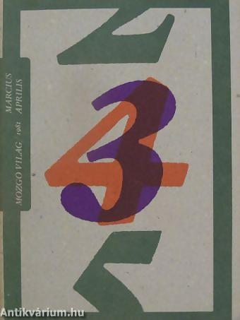 Mozgó Világ 1981 / 3-4