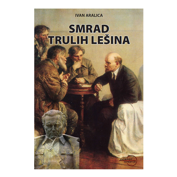 Cover of the book Smrad trulih lešina (The stench of rotten corpses).