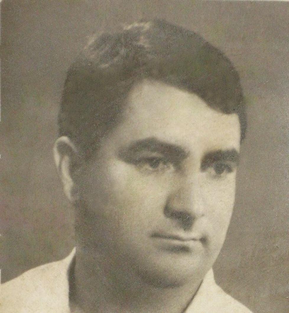 Ion Cioabă în anii 1960