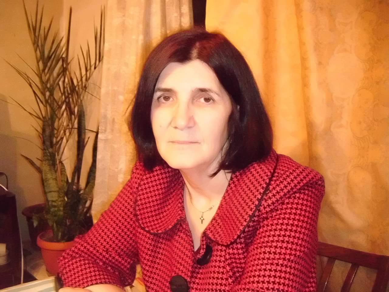 Ana Monoranu, widow of underground poet Ion Monoran