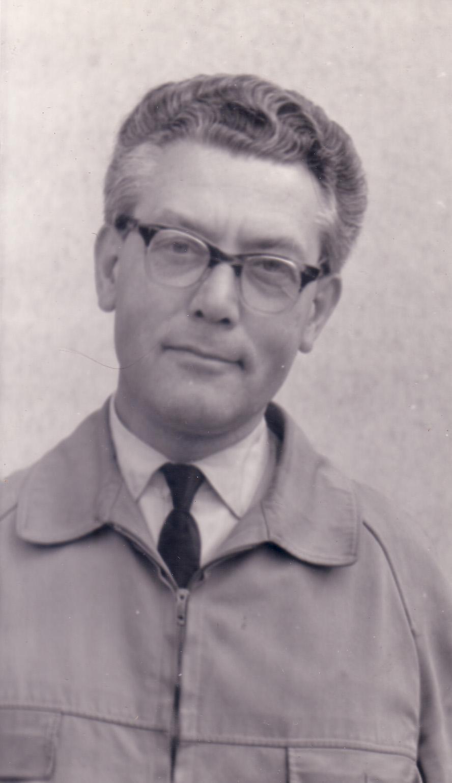 György Bulányi in 1968, in that year when he wrote his big work titled 'Search God's Country!' /Keressétek az Isten Országát! – KIO.