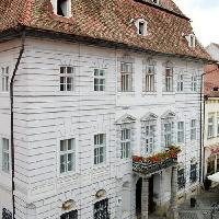 The Evangelical Episcopal Palace in Sibiu