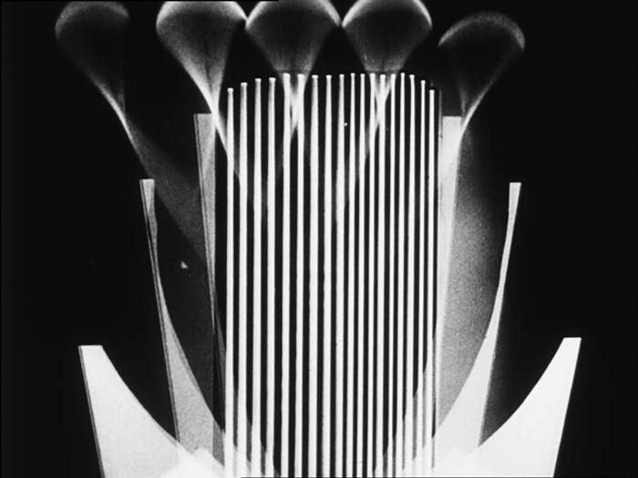 Franciszka & Stefan Themersonowie, 'Oko i ucho, animated film 1945.