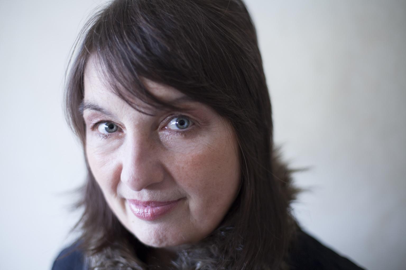 Zdjęcie portretowe Anny Dąbrowskiej-Lyons.