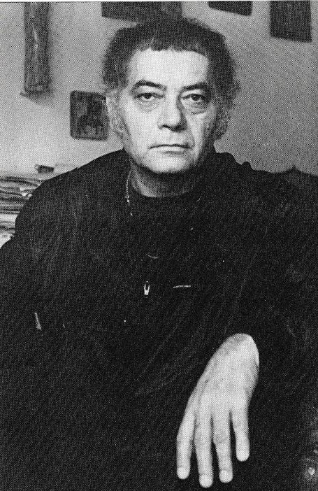 Sándor Csoóri, 1988.