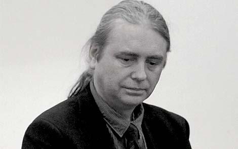 Photograph of Stanisław Flis