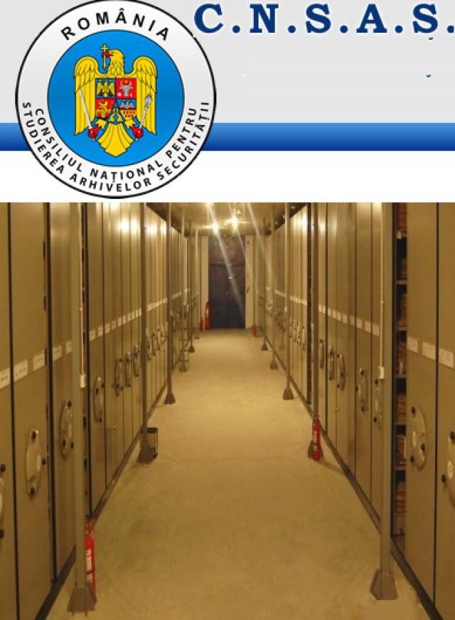 Arhiva CNSAS