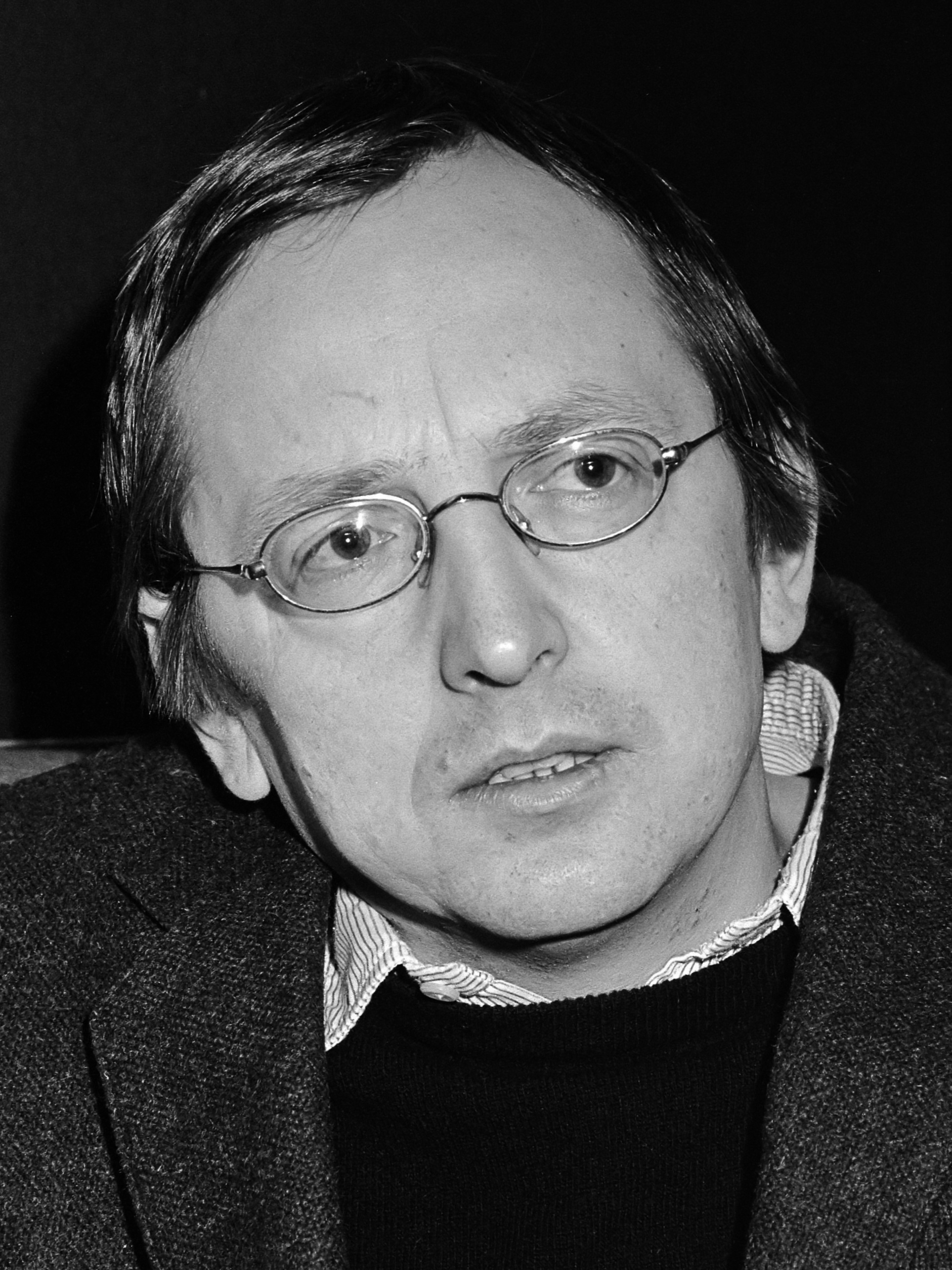 Photo of Jerzy Grzegorzewski, Manager of Studio Theater (1982-1997)