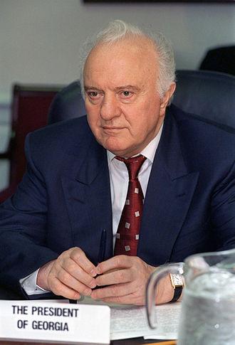 Eduard Amvrosievici Şevarnadze