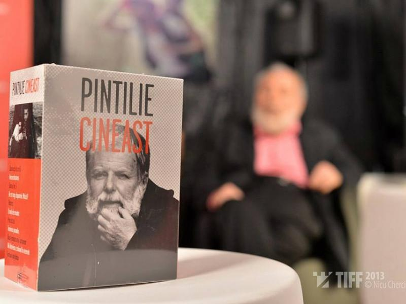 The DVD collection of Lucian Pintilie's films