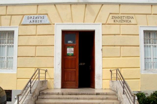 State Archives in Zadar