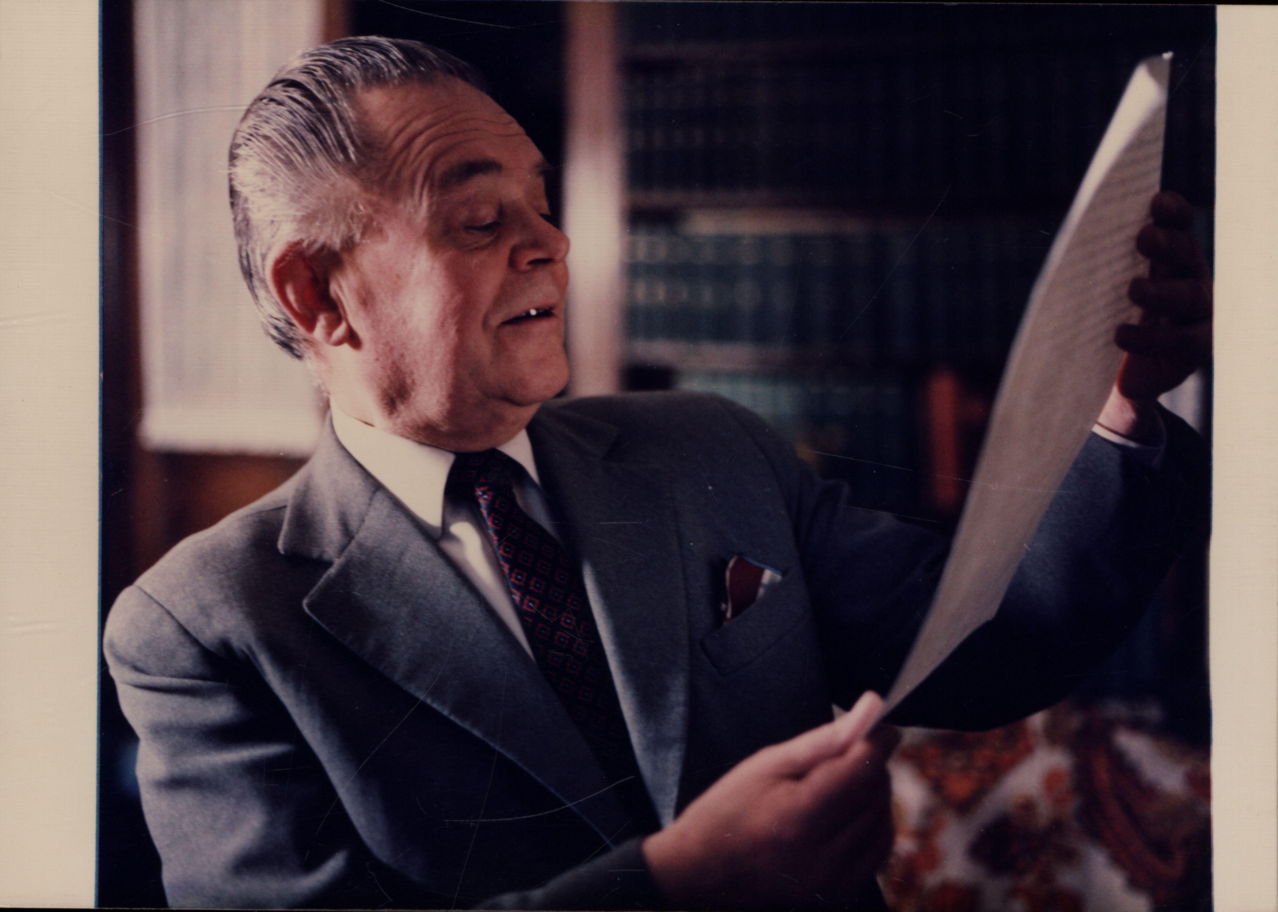 Benda Kálmán, 1988.