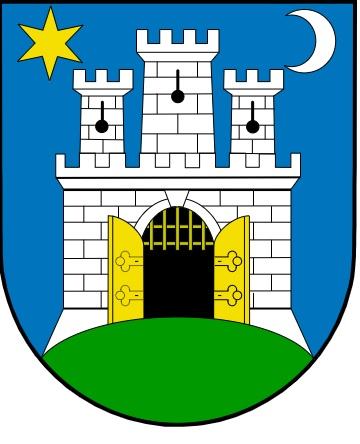 Coat of arms of Zagreb, Croatia