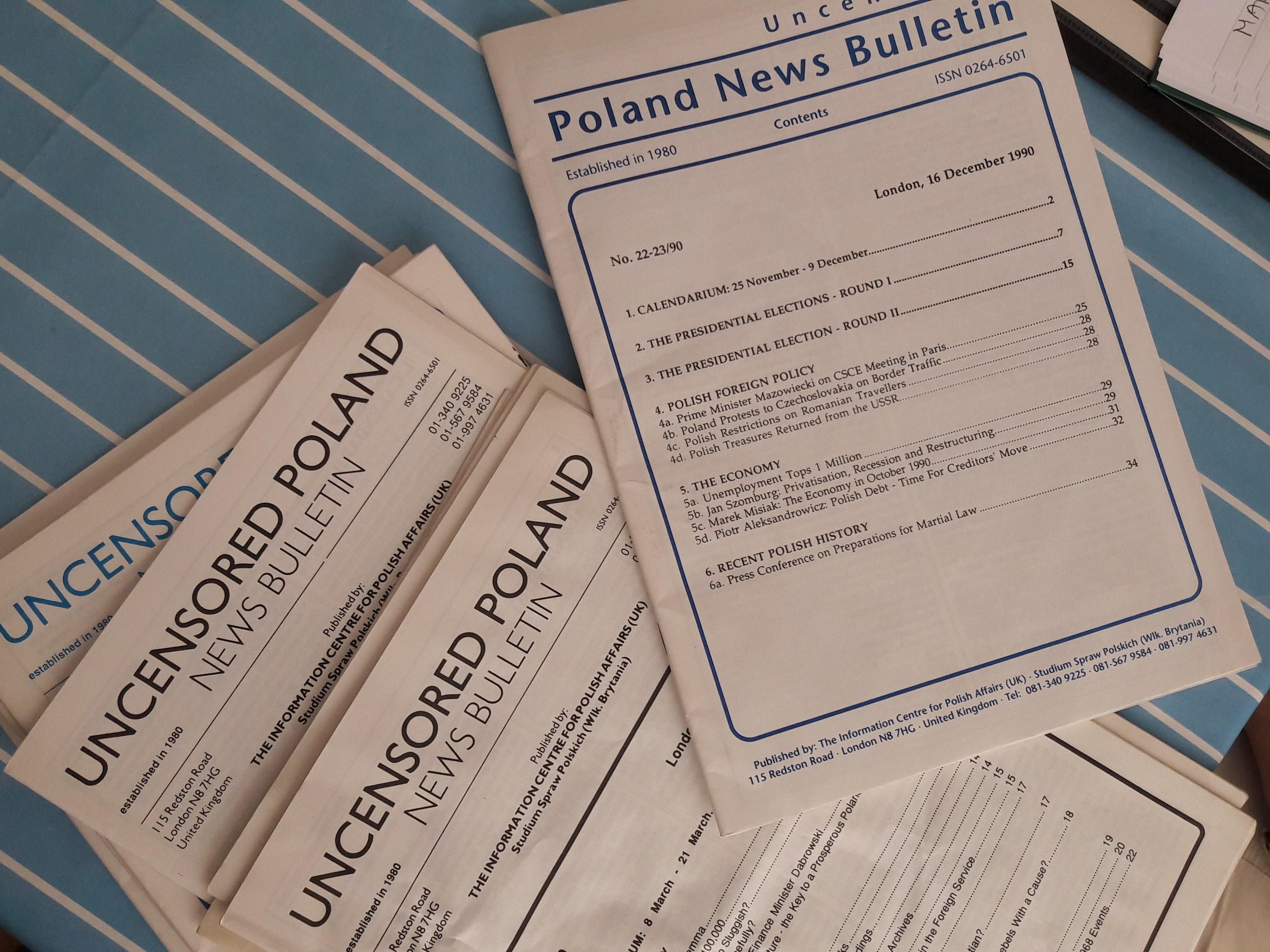 Poland News Bulletin