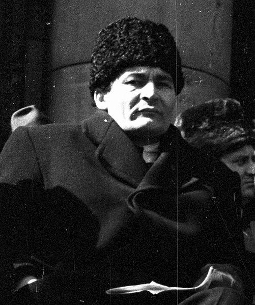 Ferenc Erdei, 1947.