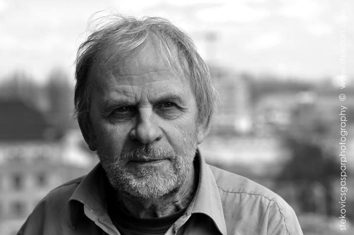 Tamás Fodor's portrait