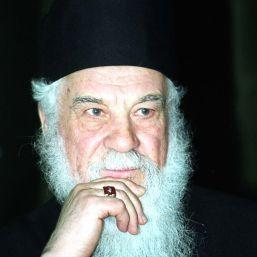 Gheorghe Calciu-Dumitreasa during 1990s