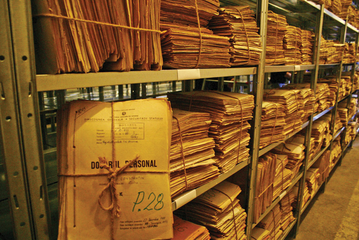 The Archives of CNSAS