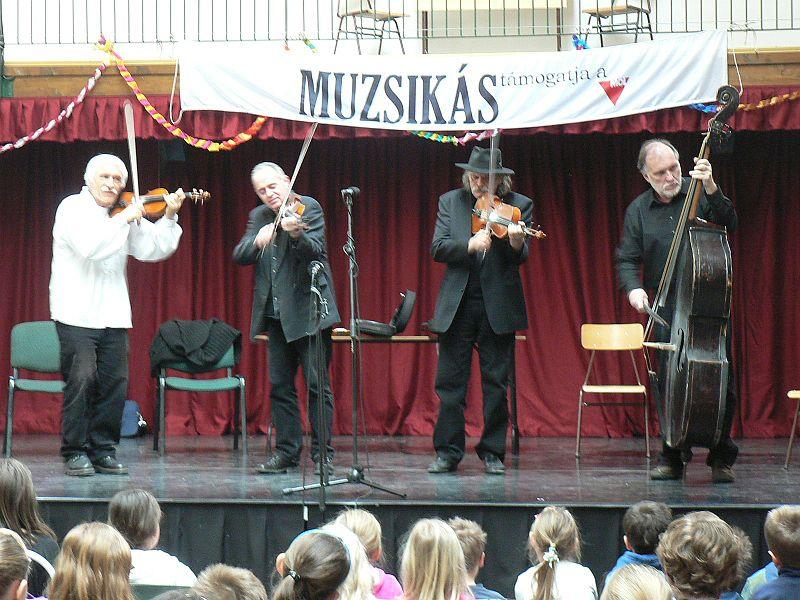 Muzsikás együttes, 2012.