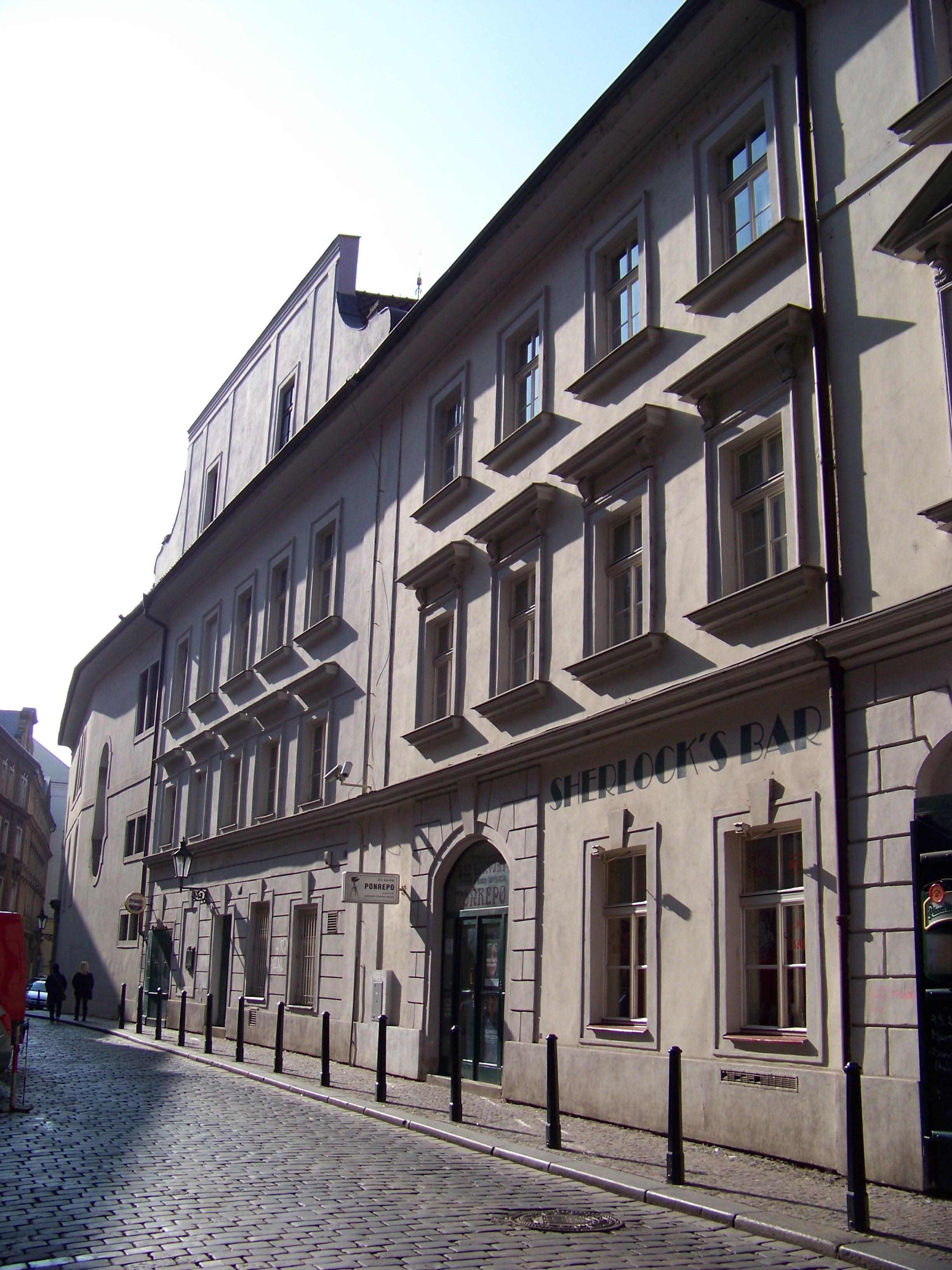 Bartolomějská 291/11, Prague, Czech Republic