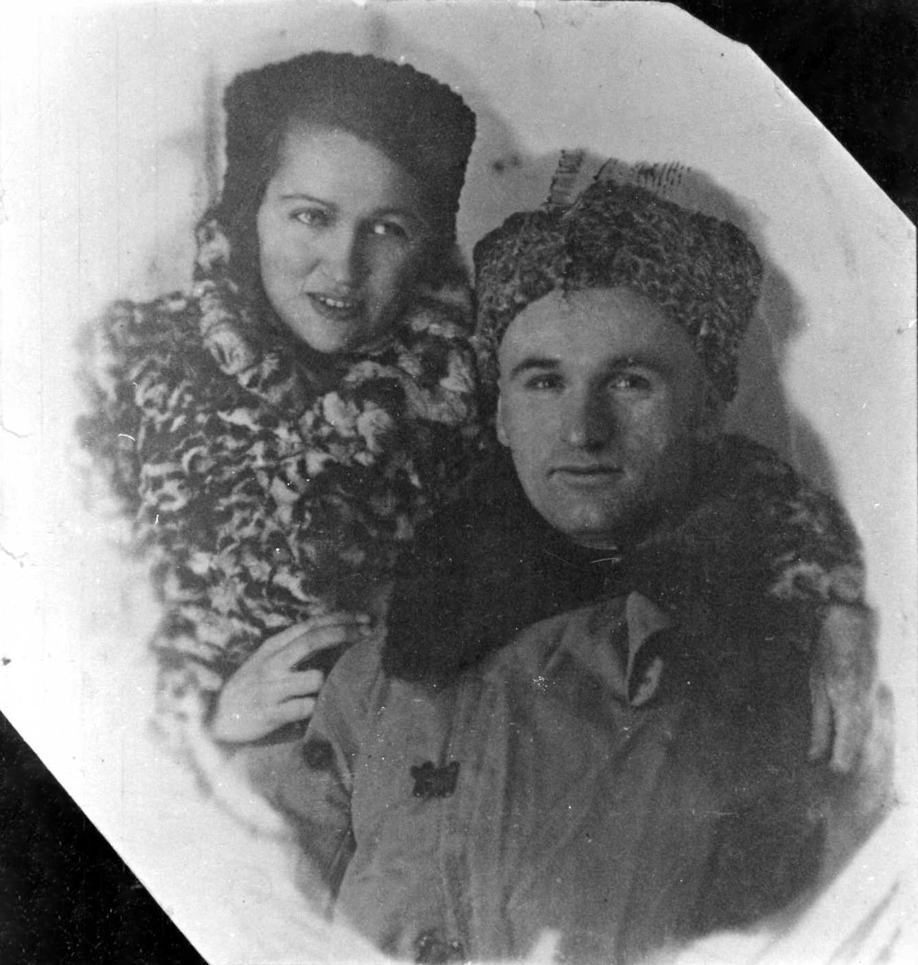 Zinaida and Petro Grigorenko, date unknown