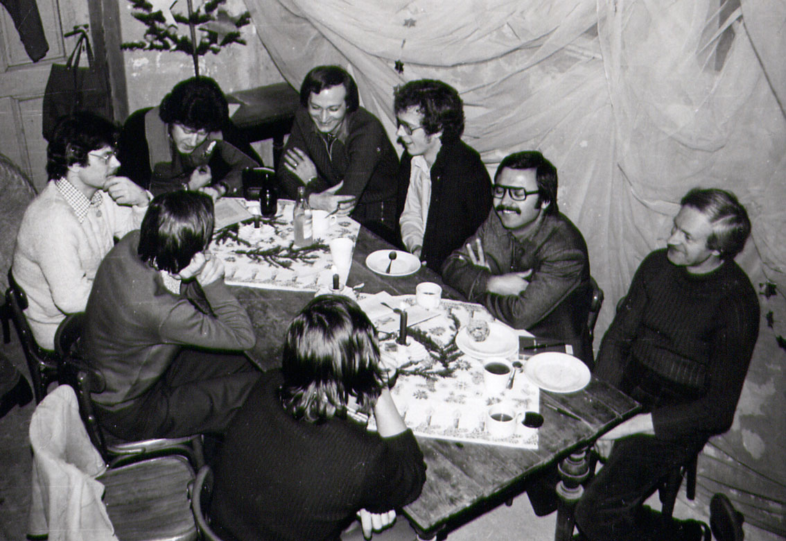 Meeting at Charlotte's in Gründerzeitmuseum (c) Sonntagsclub_HIB