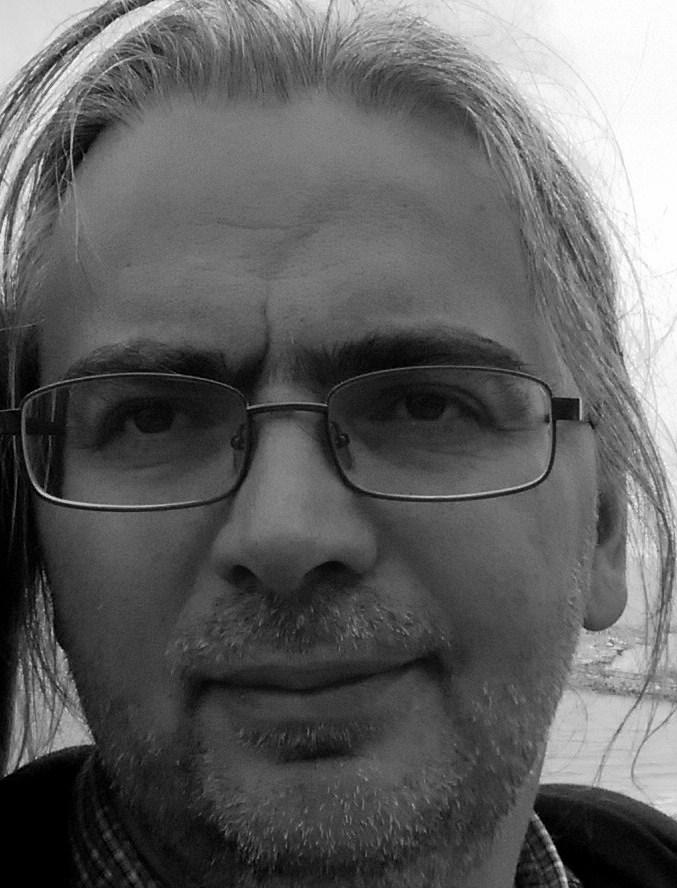 Hungarian historian János Molnár, 2018 Budapest