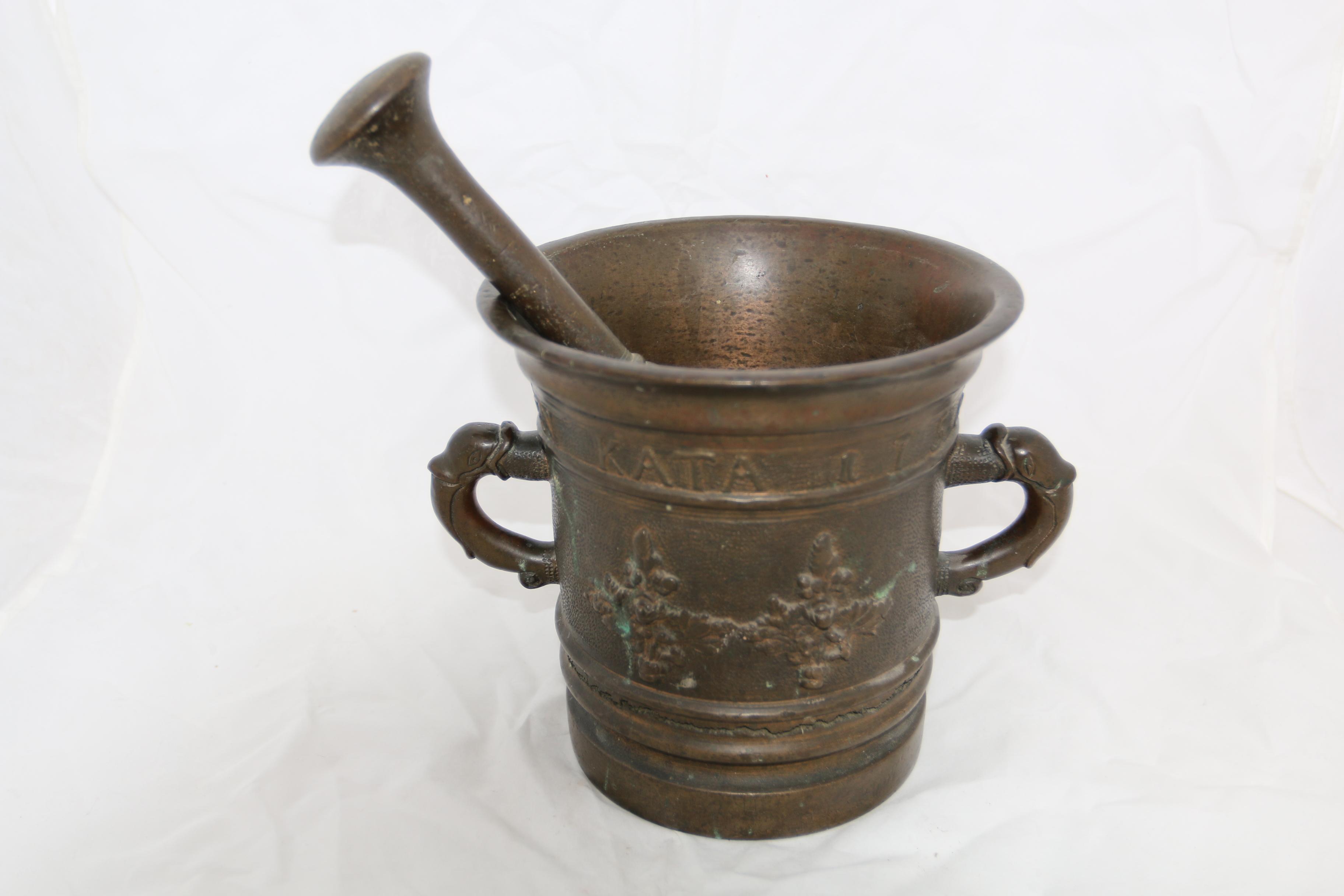 Kata Bethlen's mortar