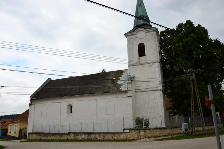 The Calvinist Church in Litér, 2011.
