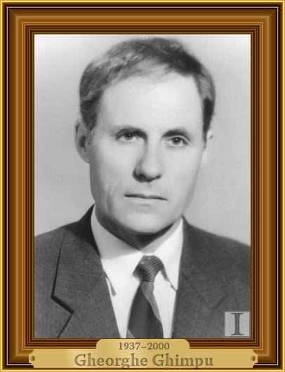 Photo of Gheorghe Ghimpu, 1992