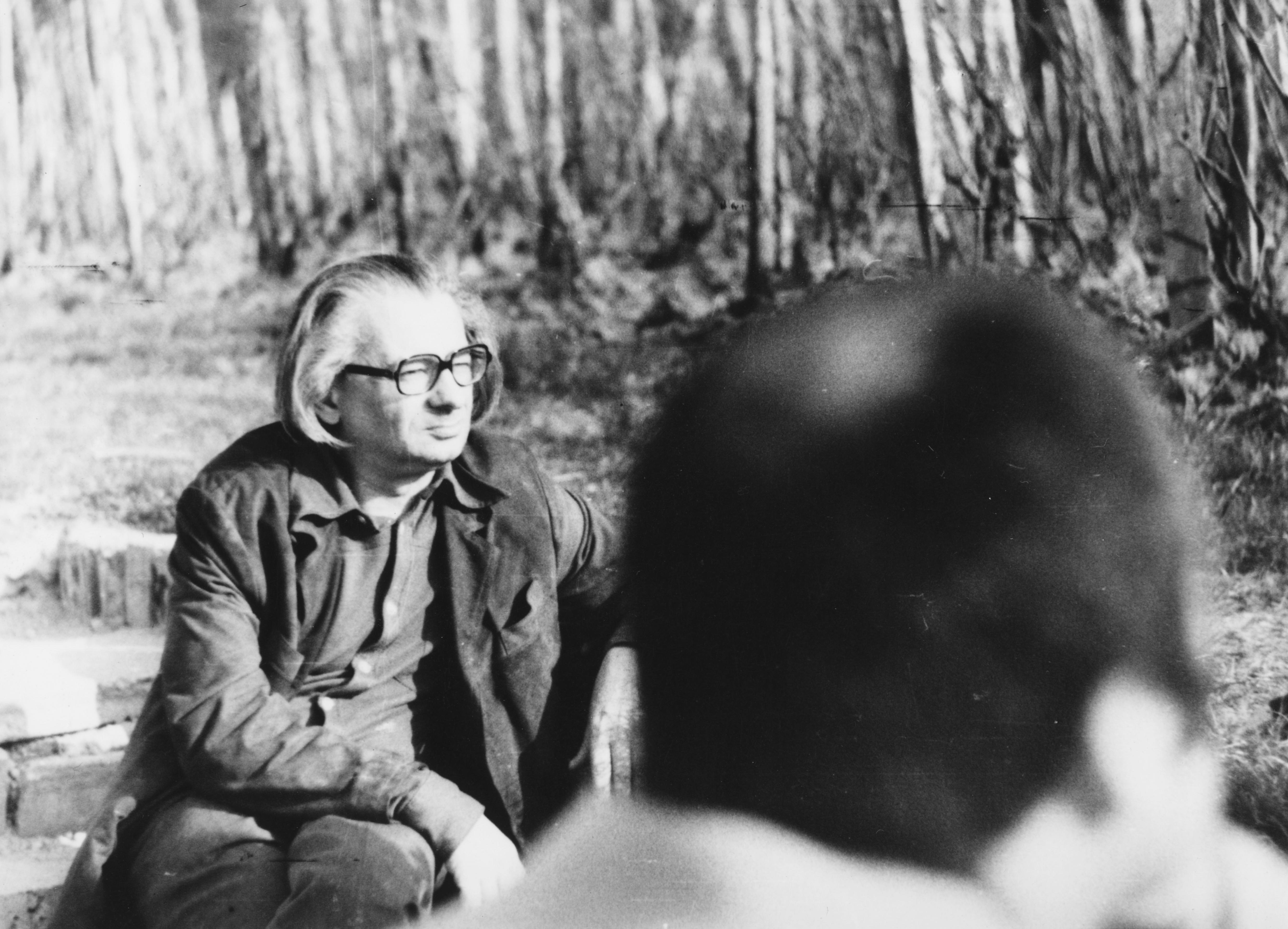 István Kemény sociologist, 1978.