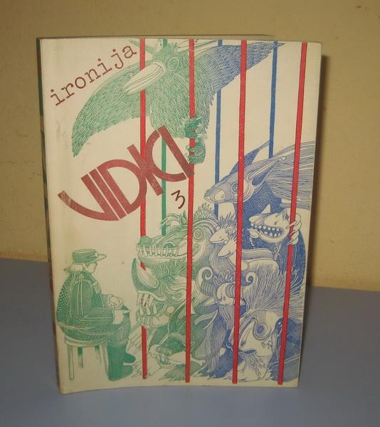 Vidici : časopis beogradskih studenata za kulturu, književnost i društvena pitanja. Br. 3, 1983