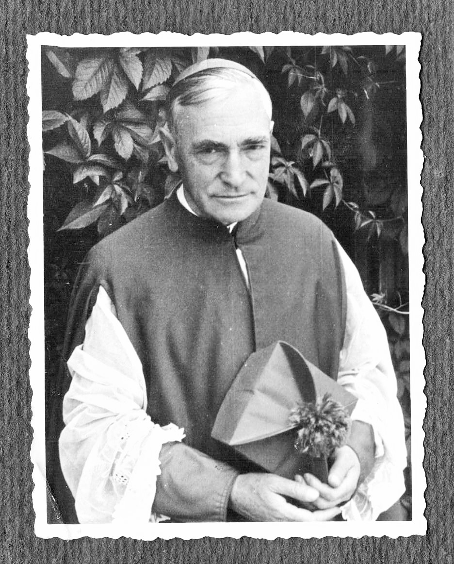 The Roman Catholic Bishop Márton Áron