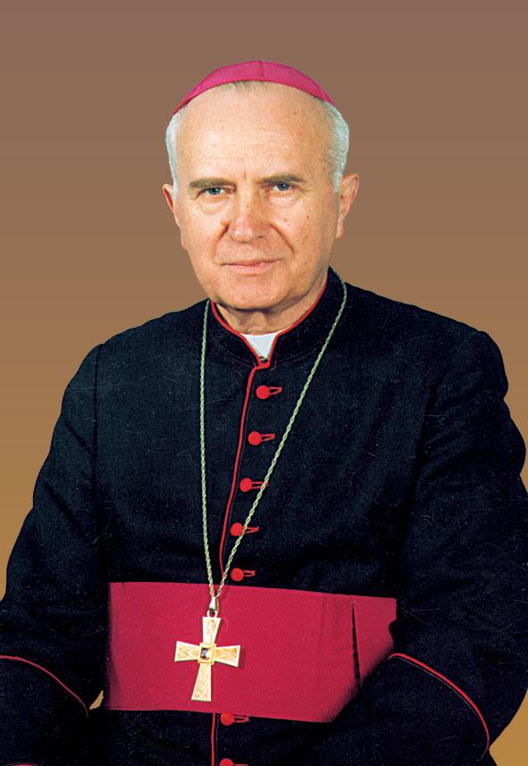 István Konkoly, bishop of Szombathely, 2006.