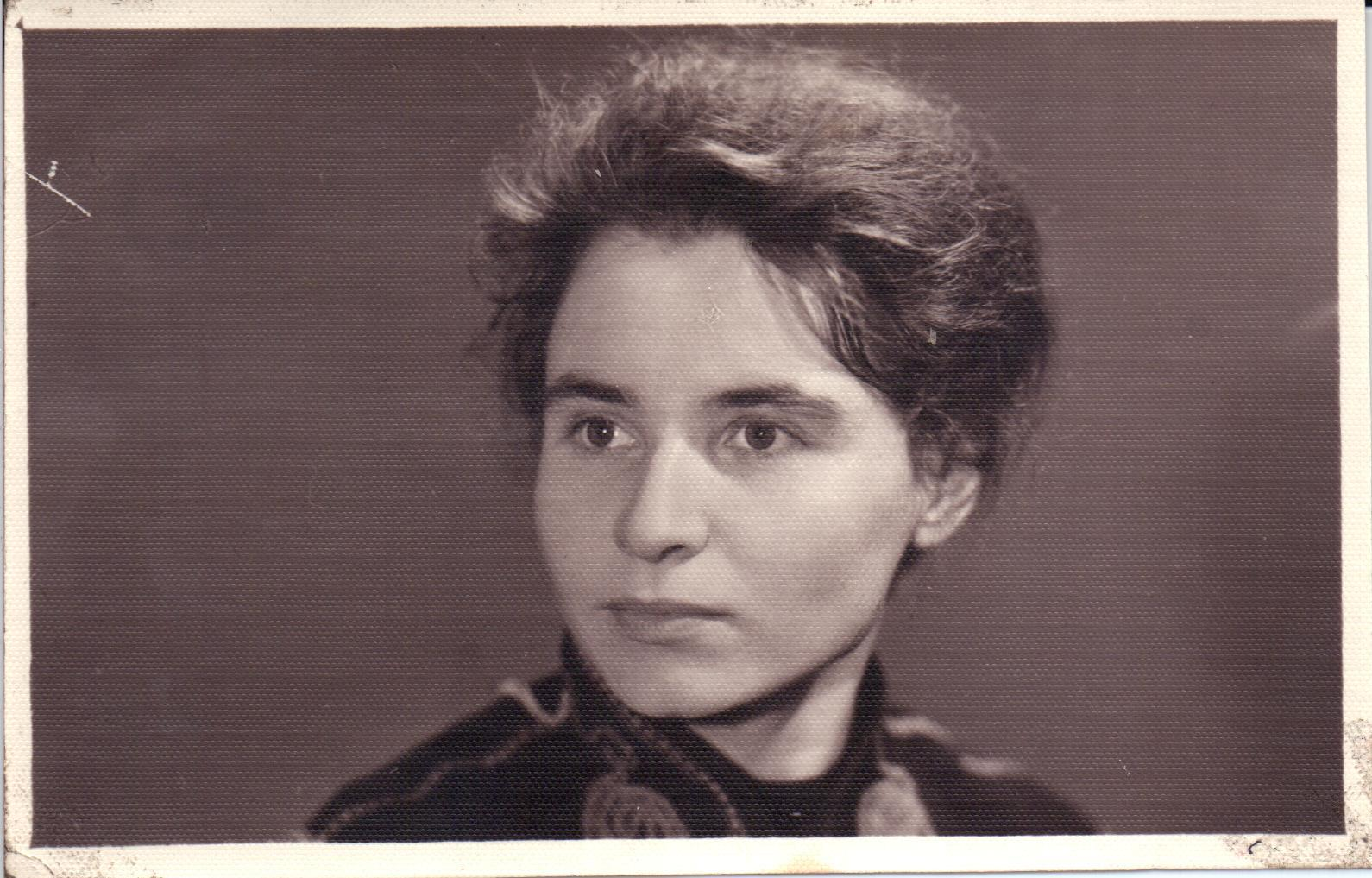Photo of Nadia Svitlychna, 1960s
