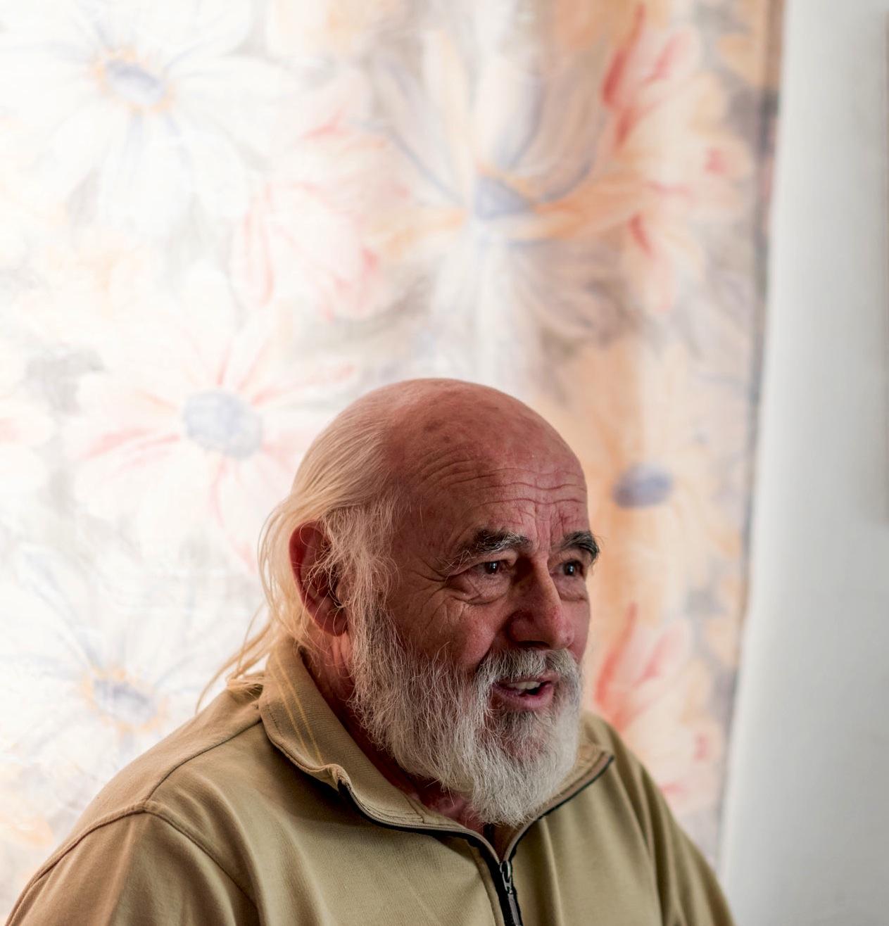 Emil Hidoș in February 2018