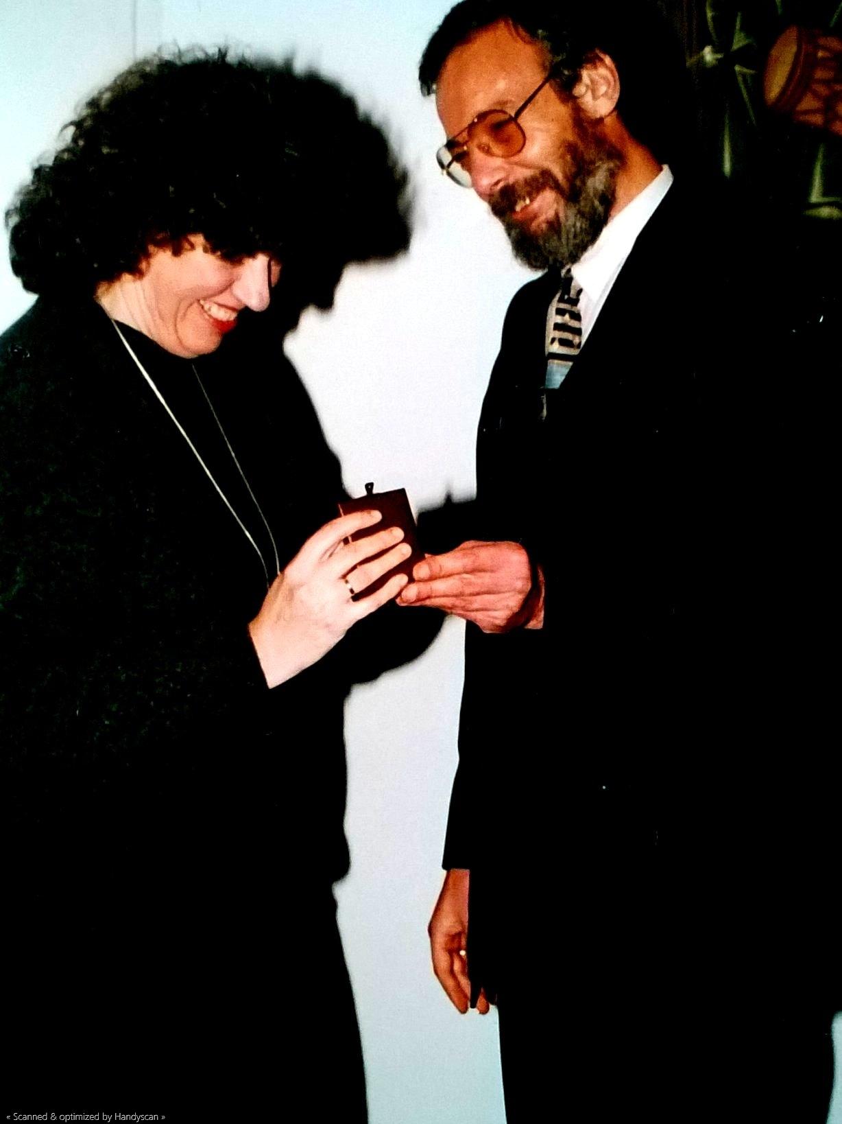 Srđan Hofman, end of 1980s