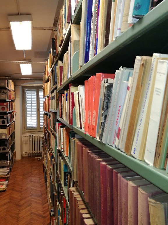 The Jere Jareb Collection at the Croatian Institute of History (2017).