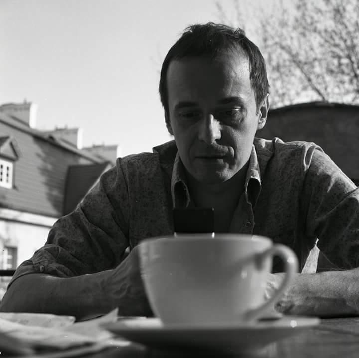Robert Jarosz, by Tadeusz Rolke, courtesy of Museum of Modern Art in Warsaw.