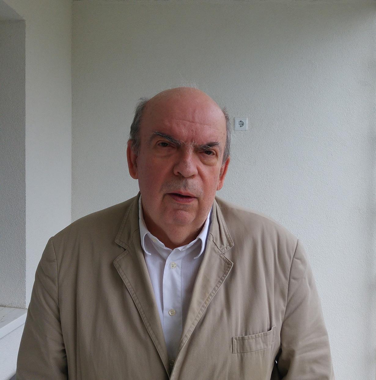Miklós Peternák, director of C3