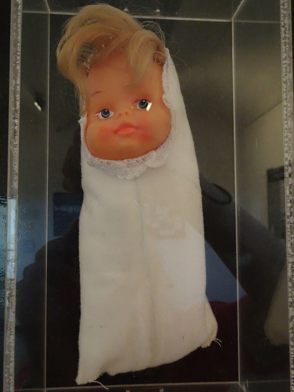 Doina Cornea's Doll in the Sighet Museum