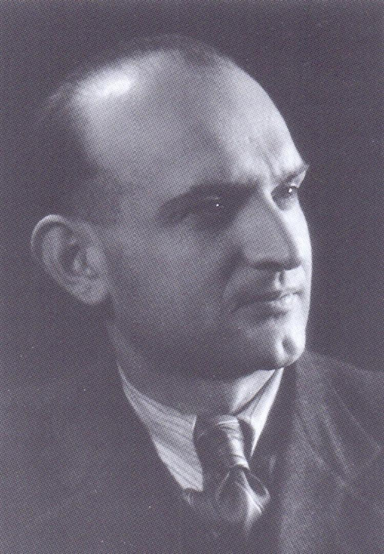 Pavao Tijan after WWII.