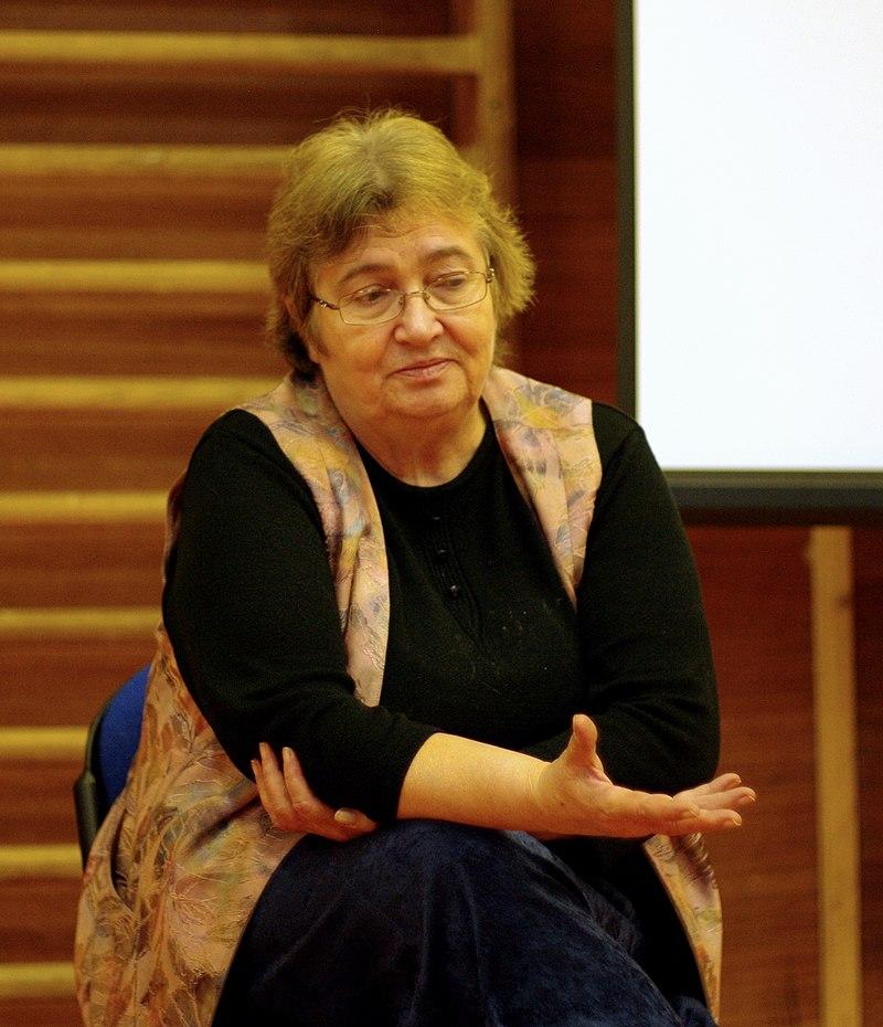 Petruška Šustrová (2011)