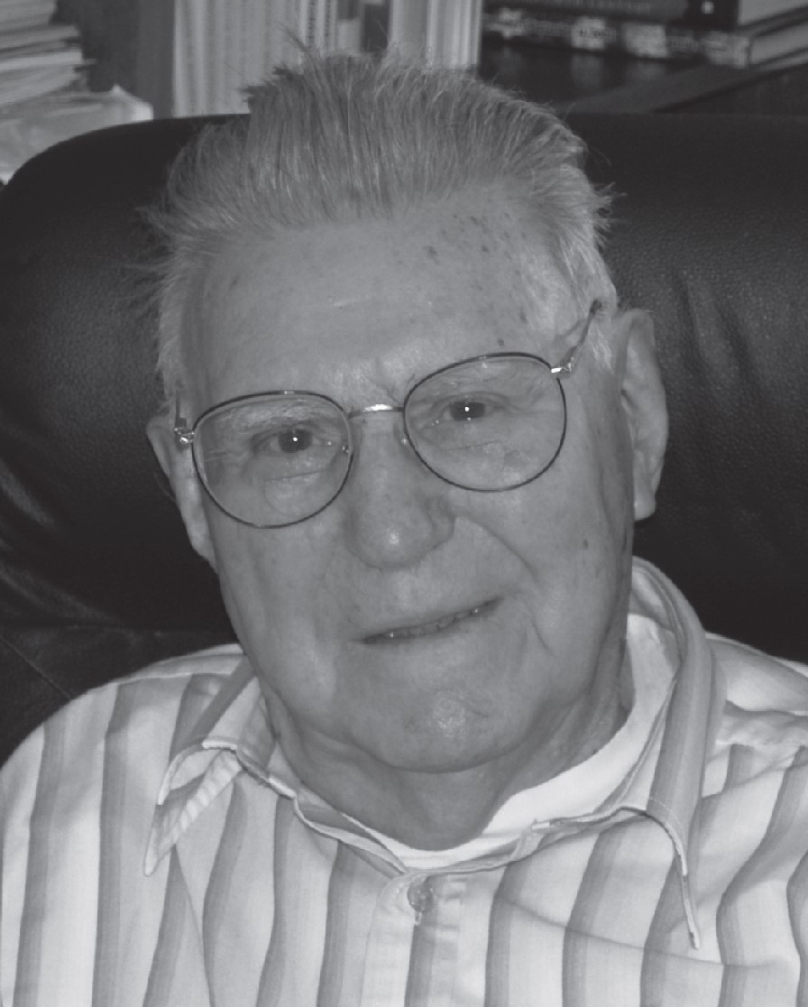 Historian Jere Jareb in his late years.